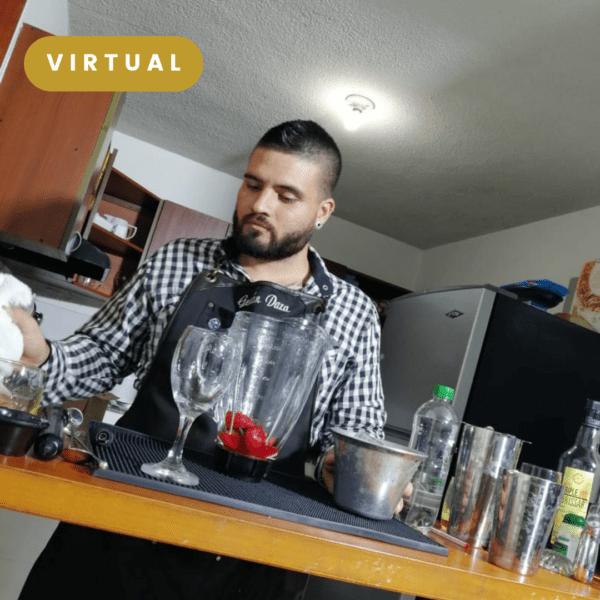 Coctelería y cocteles con german
